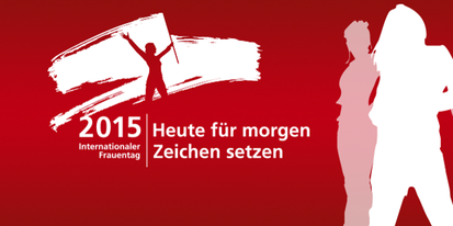 Teaser Internationaler Frauentag 2015