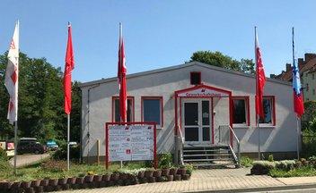Ansicht Gewerkschaftshaus Eberswalde