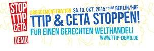 Logo Demo TTIP 10.10. Berlin