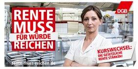 rentenplakat krankenschwester
