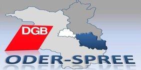 DGB Kreisverband Oder-Spree/Karte
