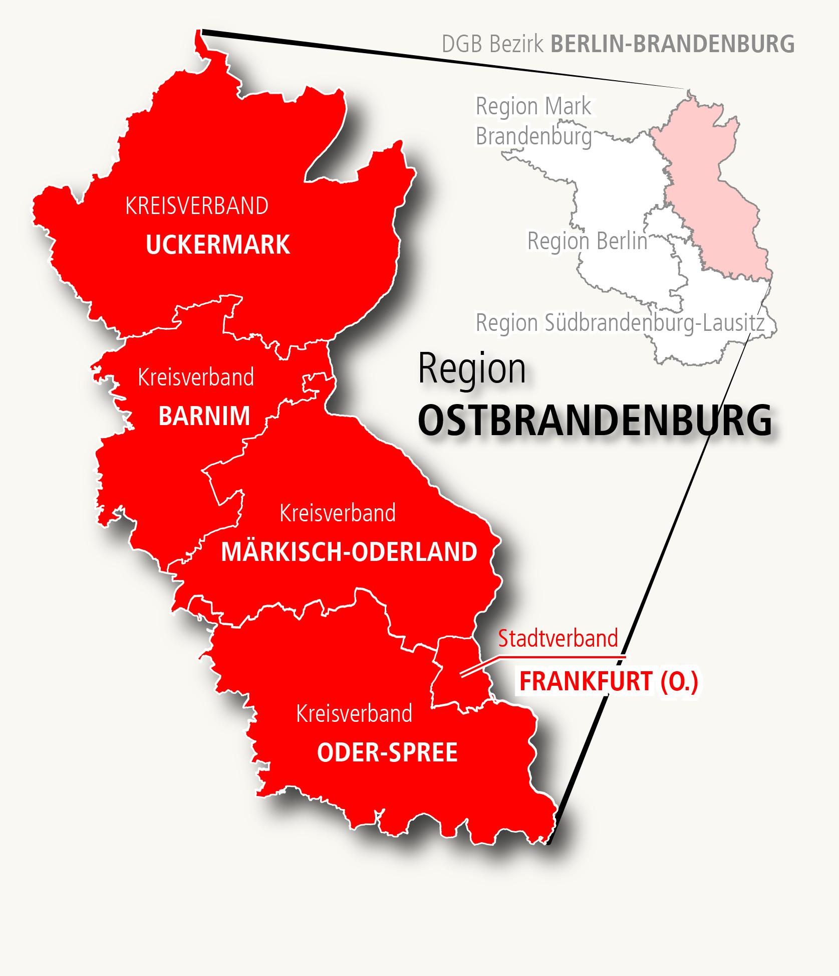 DGB-Region Ostbrandenburg