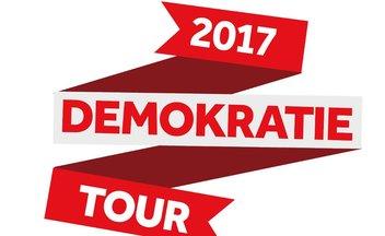 Logo Demokratietour