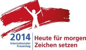 Logo Frauentag 2014