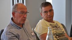 Bei PK auch Dirk Vogeler BR bei AMEH