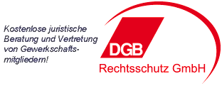 Logo der DGB Rechtsschutz GmbH