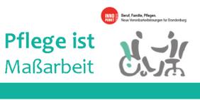 Logo DGB Projekt Pflege ist Maßarbeit - Vereinbarkeit von Pflege und beruf