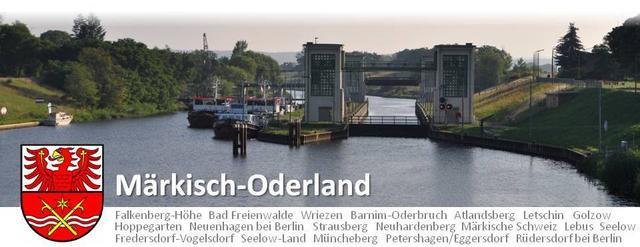 KV Märkisch-Oderland Blick auf Schleuse Hohenwutzen