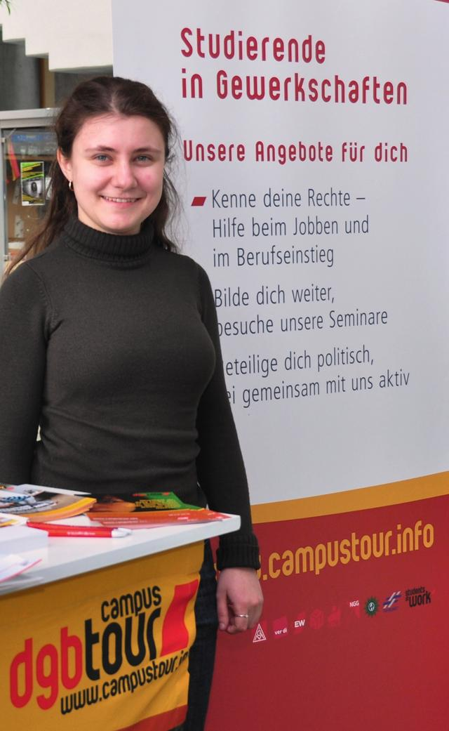 Campusoffice Rollup Infostand