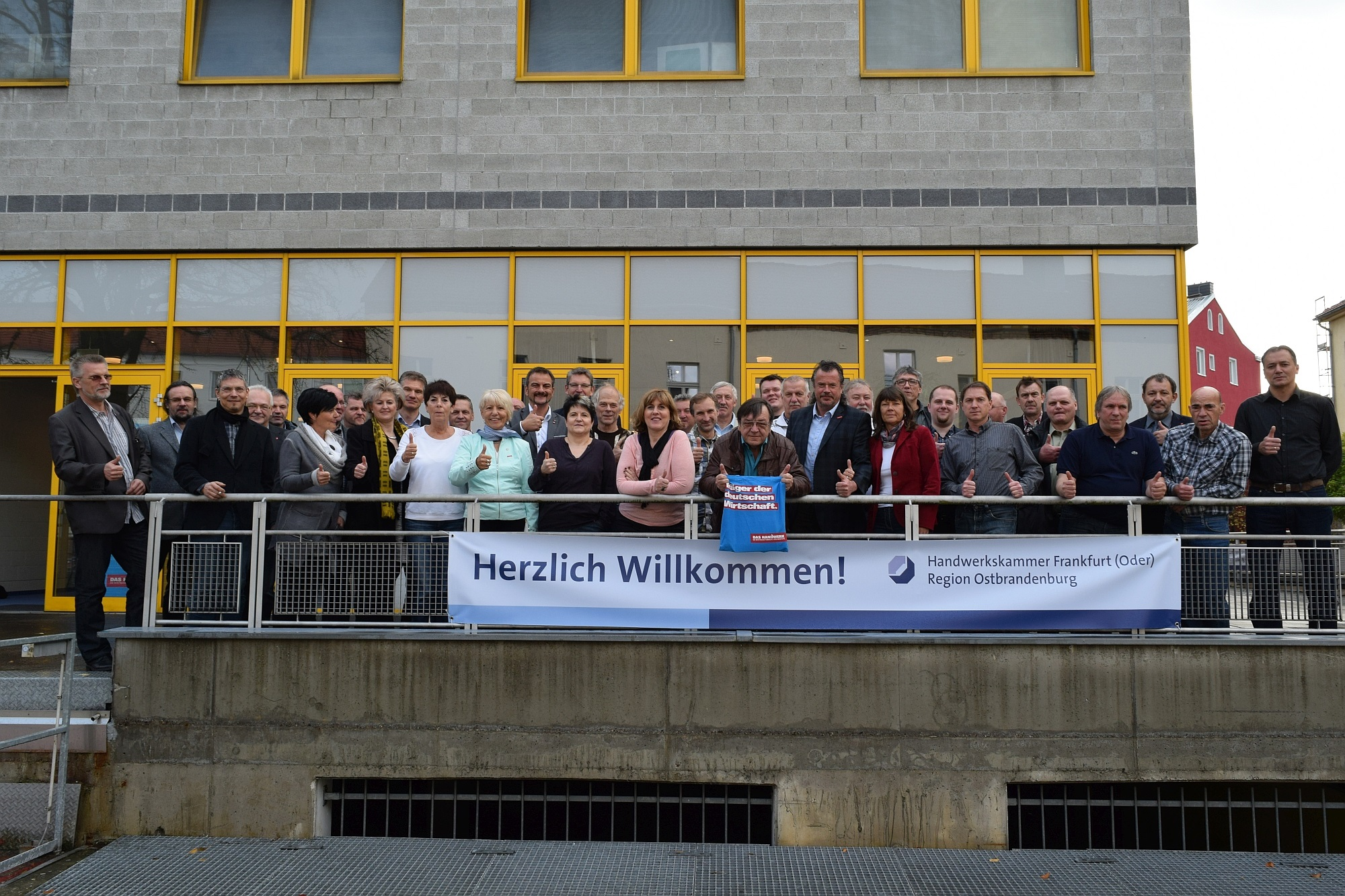 Gesellen und Gesellinnen Frankfurt (ODer)