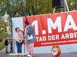 1. Mai Schwedt Bollwerk und Fischer Zahn