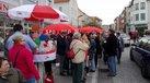 1. Mai-Kundgebung in Prenzlau